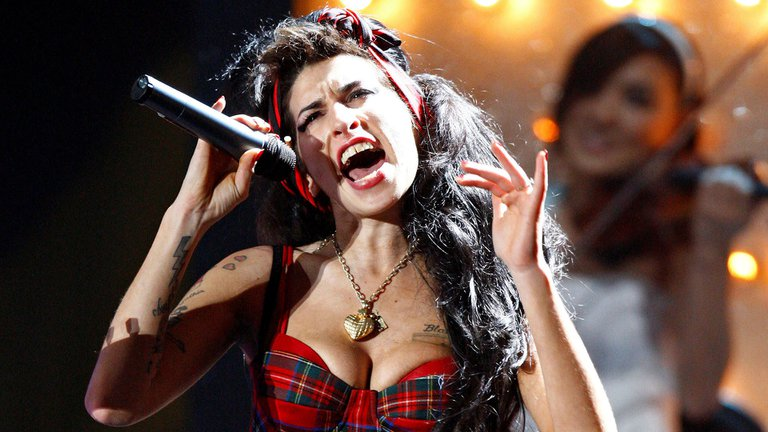 Amy Winehouse Reuters